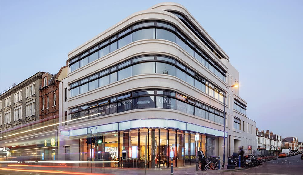 Retail Sector Thackeray Estates London